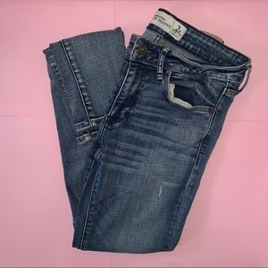 Abercrombie and Fitch Super Skinny Jegging
